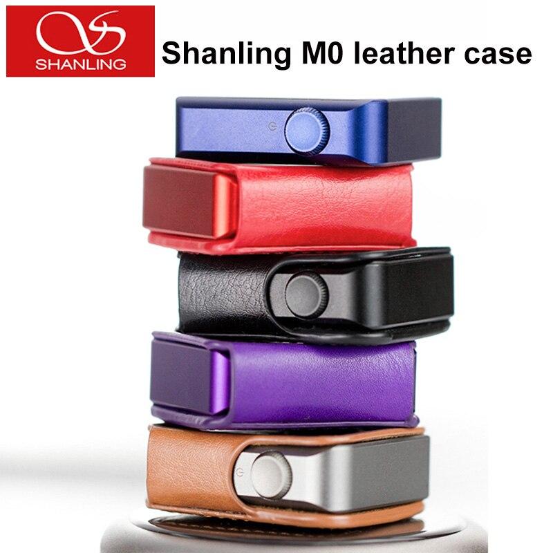 Shanling M0 Utilisation Étui En Cuir Pour Shanling M0 Mini DAP HIFI MP3 Musique Lecteur Protecteur