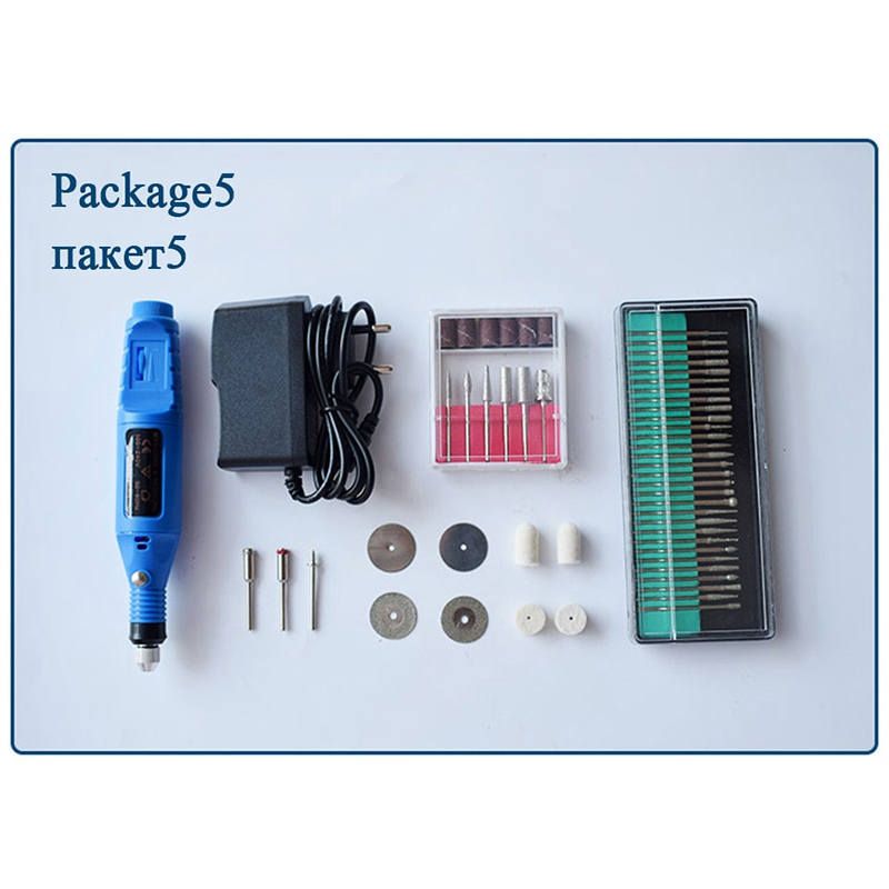 Mini speed small electric grinder drilling polishing machine root wood egg jade carving wenwan miniature lettering pen