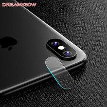 31645c9bf Para Apple iPhone X 8 7 6 6 s Plus accesorio cámara trasera lente Protector  de pantalla cubierta completa vidrio templado pelícu.