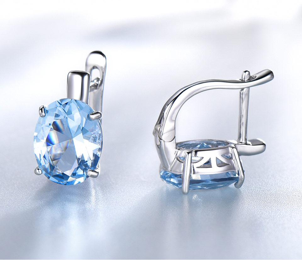UMCHO-Sky-blue-topaz-925-sterling-silver-clip-earrings-for-women-EUJ085B-1-PC_04
