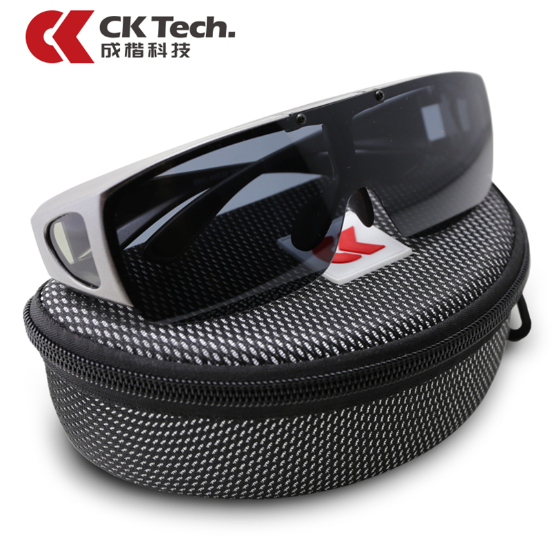 CK Tech.Safety Goggles Windproof Polarized Shock-proof Sunglasses Driving Cycling Sports Glasses Outdoor Protective Eyeglasses