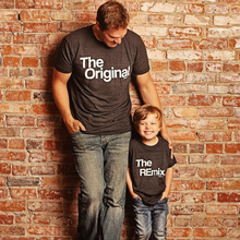 Father And Son T Shirt Family Matching Outfits