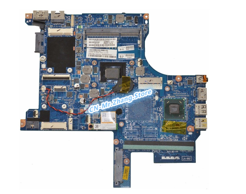 SHELI FOR Lenovo ThinkPad E420S Laptop Motherboard W/ <font><b>I5</b></font>-<font><b>2410M</b></font> CPU 04W1489 PILP1 LA-6921P DDR3 image