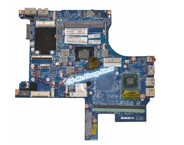 SHELI para Lenovo ThinkPad E420S placa base para ordenador portátil con CPU I5-2410M 04W1489 PILP1 LA-6921P DDR3