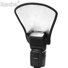 Flash-Diffuser Light-Reflector Softbox Camera Photo Nikon Silver/white Canon for Sony