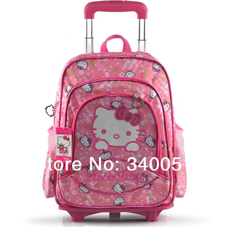 Popular Kids Trolley School Bag-Buy Cheap Kids Trolley ...