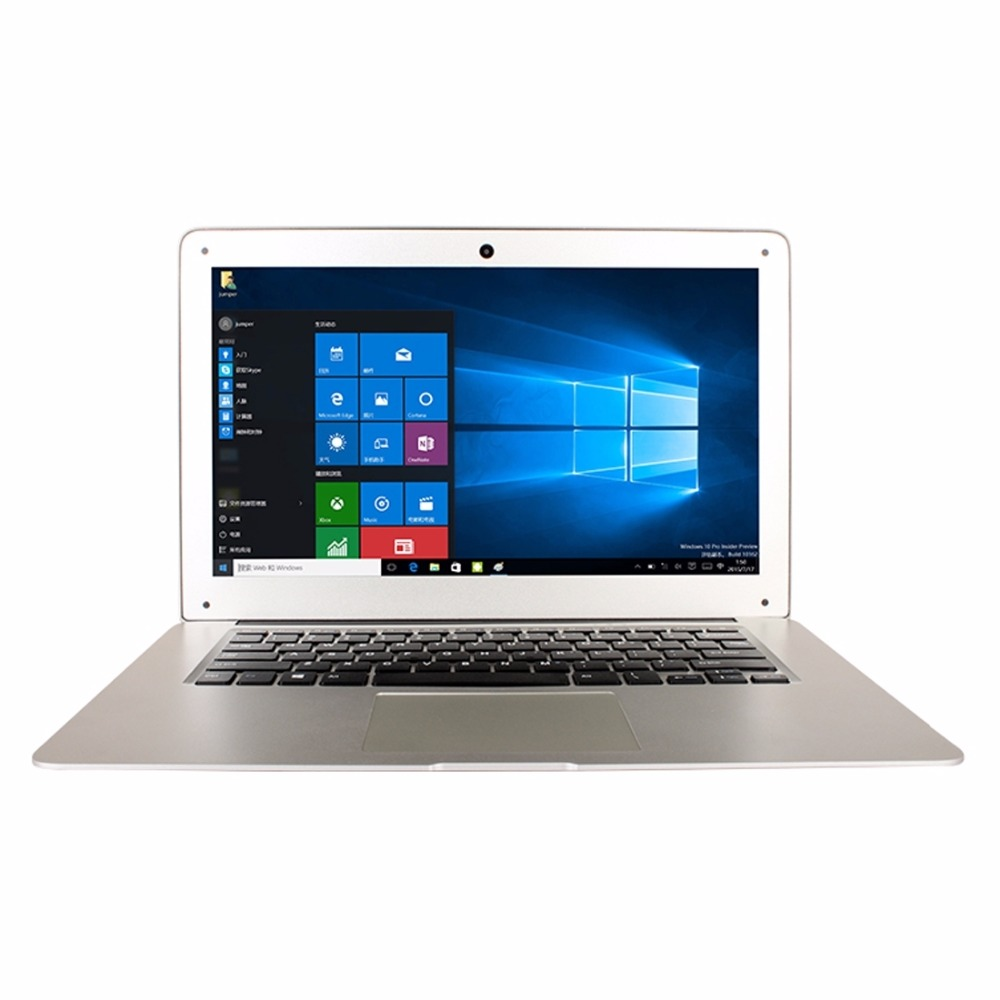 14 inch Jumper EZbook i7 Laptop 4GB 128GB Intel i7 4500U Dual Core Ubuntu System Support