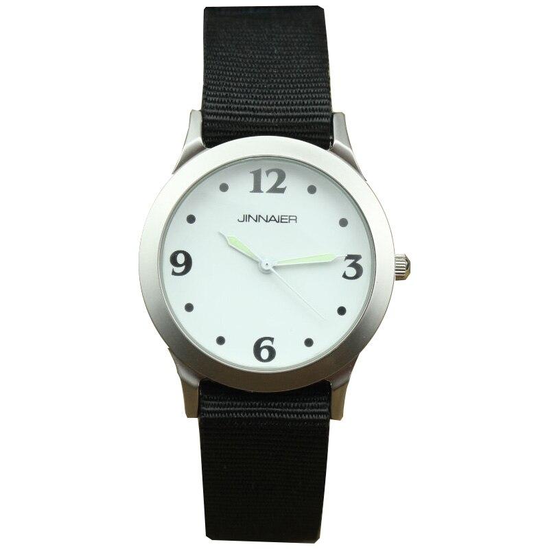 Boys Girls Promotion Nylon Colorful Strap Gift Dress Watches Women Man Fashion 36mm Sports Quartz Wristwatches