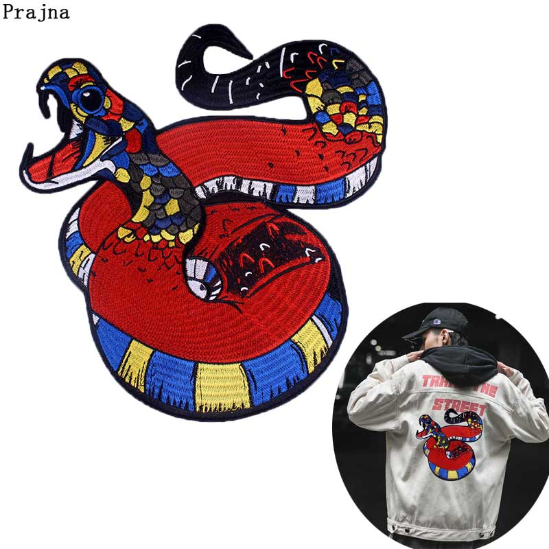Brodé Iron On Sew On Patches Appliques Badges Transferts Rock Motard 043