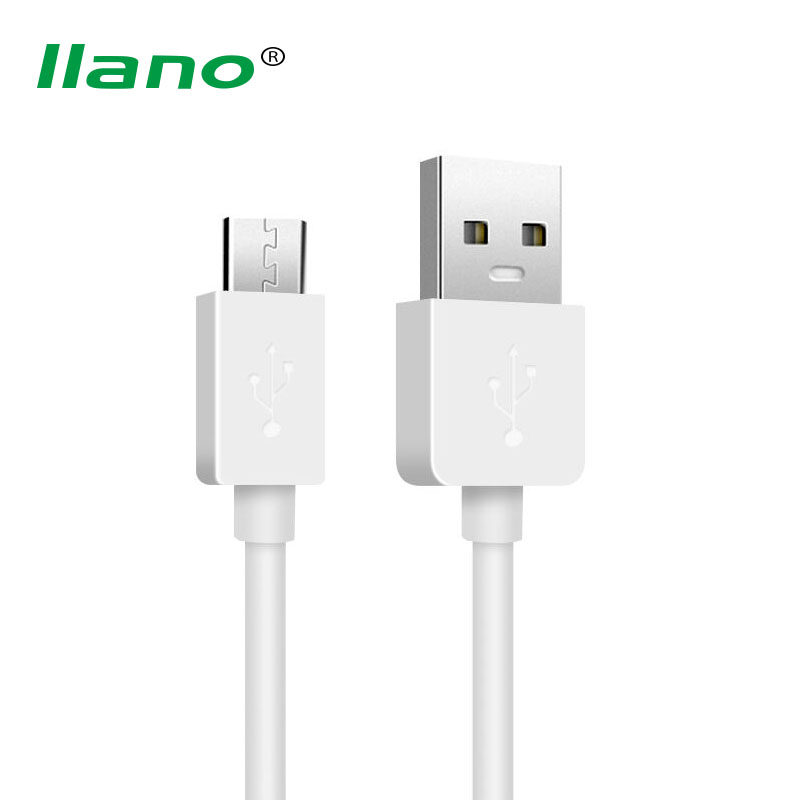 Llano Micro USB кабель для передачи данных 5V2A быстрой зарядки мобильного телефона USB Зарядное устройство кабель для Samsung Xiaomi LG Huawei HTC