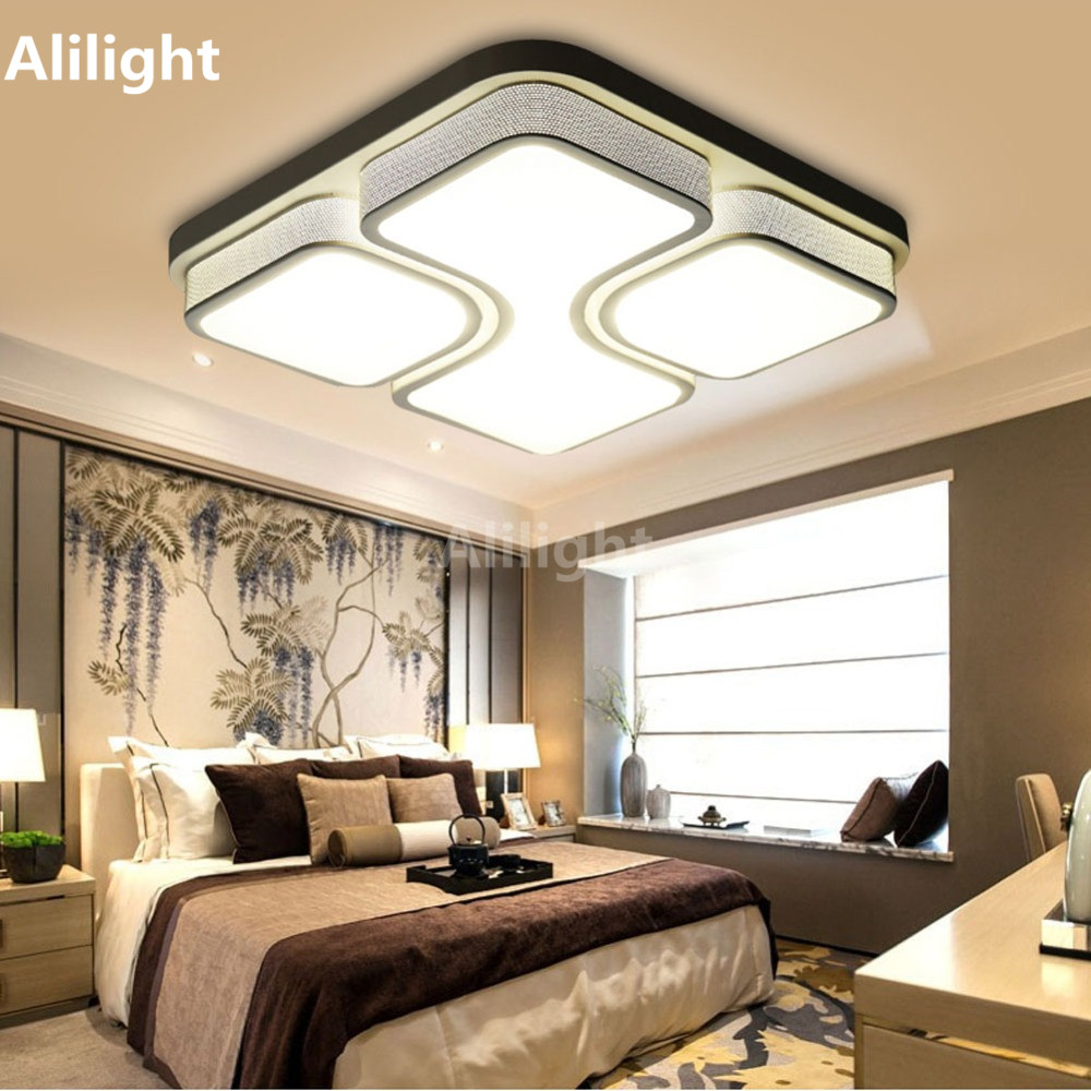 Led Modern Ceiling Lights Luminaire Hanging Light Fixture Ceiling ...