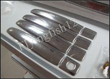 Stainless steel car door handle cover trim for Toyota FJ150 Land cruiser prado 2010 2011 2012 2013