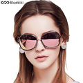 2016 Bluekiki  Women Polarized Sunglasses UV 400 REVO Film HighQuality Butterfly Frame Round Oculos De Sol feminino FreeShipping