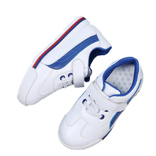 DapChild Children's Shoes For Boys Kids Sneakers Brand Child Leisure Trainers Casual Breathable Kids Running Shoes Rubber Shoes