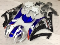 YZF600 R6 07 Fairings for YAMAHA YZFR6 2006 2007 Blue White Black Motorcycle Fairing YZF R6 2006 Fairing