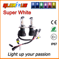 HOT sale !! 2pcs 12V 55W Auto hid xenon light H4-3 55w Hi/Lo bi xenon bulb 4300K 5000K 6000K 8000K 10000k 12000k