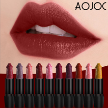 2018 New Penis Lipsticks For Women Sexy Brand Lips 20 Color Korea Cosmetics Waterproof Long Lasting Nude Lipstick Matte Makeup