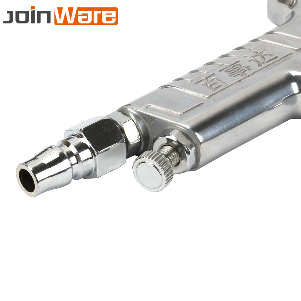 Pistolet à peinture alimentation pistolet gravité Type 1.5mm buse avec 400cc Up Pot tasse pour meubles voiture revêtement peinture à la main de haute qualité - 5