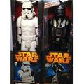 """2016 Hot Crazy Toy Star Wars Clone Trooper Stormtrooper Darth Vader PVC Action Figure Collection Toy 12"""" 30CM Free Shipping"""