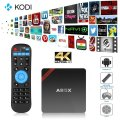 Nexbox a95x smart tv caja androide 5.1 amlogic s905 kodi 16.1 4 K Set-top Box 1G/8G WiFi Reproductor Multimedia Venta Caliente A95x OTT