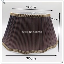 E27  round coffee Fabric lampshade nordic Lamp shade for table lamp modern style lamp cover for desk lamp table lamp shade cover floor lamp cover shade fabric lampshade light cover