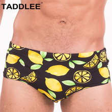 Taddlee Brand New Swimwear Man Swimsuits Men Sexy Swim Bikini Mens Surf Board Briefs Boxer Trunks Gay Penis Pouch Quick Dry