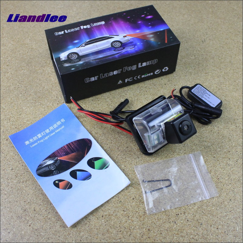 Liandlee Car Lights Refitting Accessories For Mazda CX-7 CX7 CX 7 2007~2013 Laser Light Rear-end Warning Fog Lamps Taillights mazda cx 7 в томске