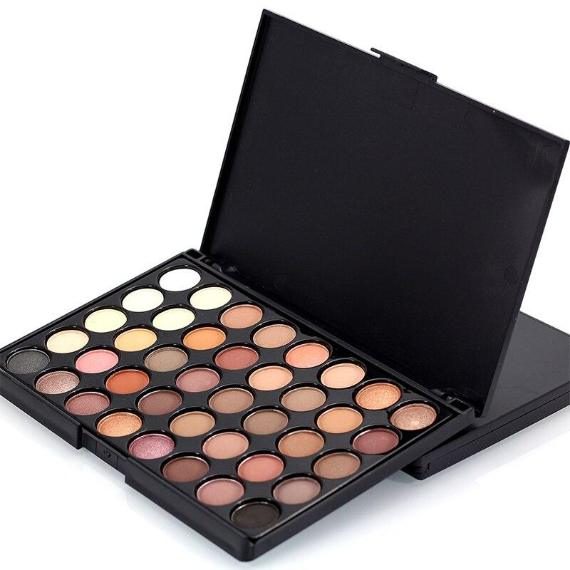 40 Color Matte Eyeshadow Pallete Make Up Palette font b Eye b font font b Shadow