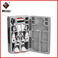 WLtoys F8 Доби дистанционного управления робот игрушка телефон управления танцы история прогулки Умный Робот Игрушка развивающая смарт-игрушка