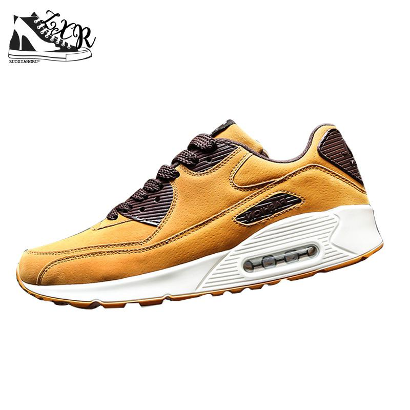 Zuoxiangru New Arrival Men Casual Shoes Lace Up Workout Walking Stripe Comfortable Hot Fashion For Men
