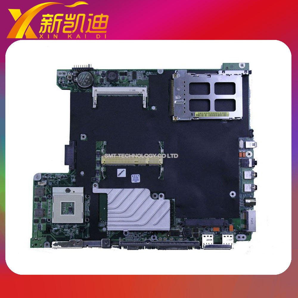 ФОТО 100% original laptop motherboard A6G forasus free shipping