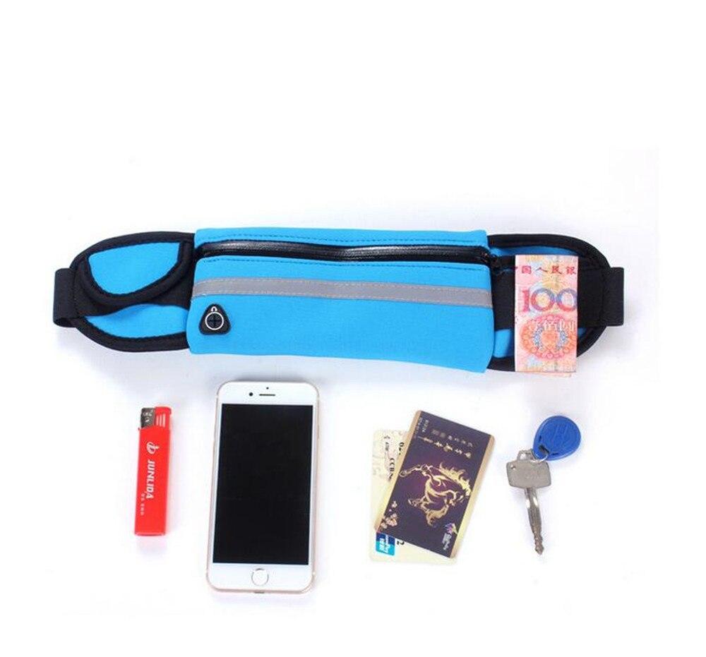 For Xiaomi Mi 5c 6 5 Note 2 4c 4i Note Pro Redmi 4X Running Pocket Case Walking Waist Bag Pouch Sport Phone Belt Run Cover
