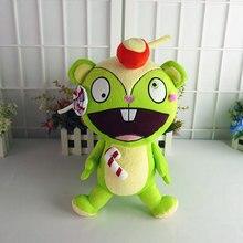 Happy Tree Friends аниме плюшевые куклы HTF ореховые плюшевые игрушки 38 см мягкая подушка высокого качества для подарка