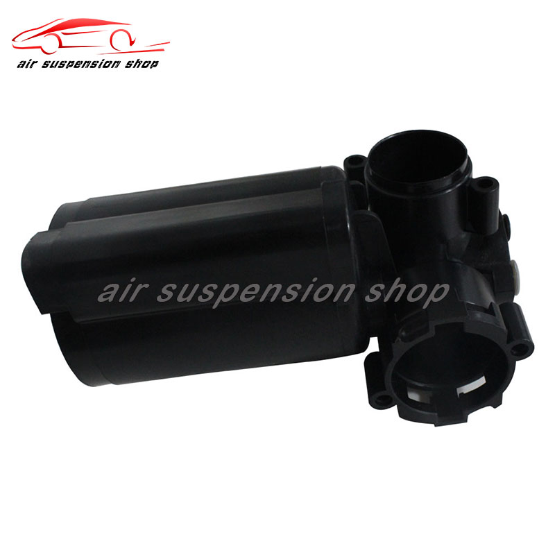 1x Air Compressor Pump Dryer Plastic Part Gas Shock Compressor Pump Drying Kit for Audi Q7 Old Type 7L8616006A 7L8616007A image