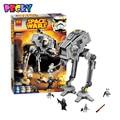 Rebeldes qwz 499 unids star wars building blocks abs de dibujos animados 3d diy ladrillos montado niños juguetes educativos para niños regalos