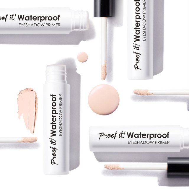 Eyes Makeup Primer Base Eyeshadow Primer Easy Wearing Waterproof Long-lasting Concealer 669