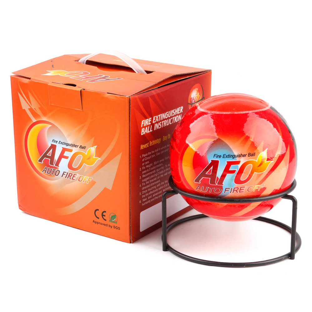 AFO harmless dry powder extinguishing ball 20 square meters automatically extinguish the fire Fire protection Validity 5 years mostly harmless