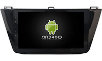 OTOJETA 10,2 дюймов четырехъядерный Android 6,0 Автомобильный мультимедийный плеер dvd рекордер для 2017 Tiguan gps навигация Радио стерео
