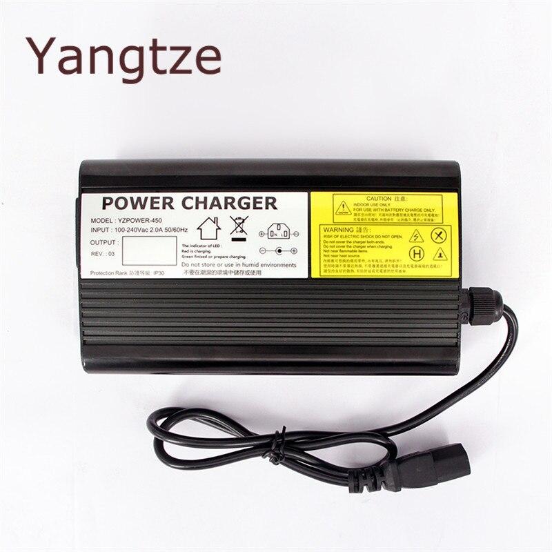 Yangtze 42 V 8A Au Lithium Batterie Chargeur Pour E-bikeo Batterie Outil 36 V 8A pour vélo Électrique de voiture chargeur batterie