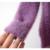 Goplus alta qualidade suéter de cashmere pullover o-pescoço camisola de manga comprida casual solto camisola de malha tops camisola básica das mulheres