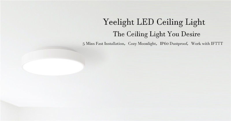 Yeelight LED Ceiling Light (1)