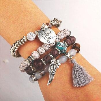 Bracelet Porte Bonheur Miraculous