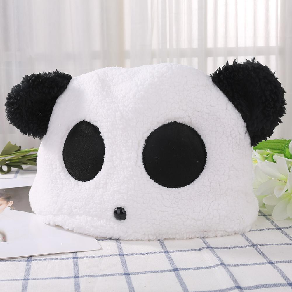 GoldsellerCartoon Animal Cute Panda Bear Beanie Winter Fitted Warm Soft Hat