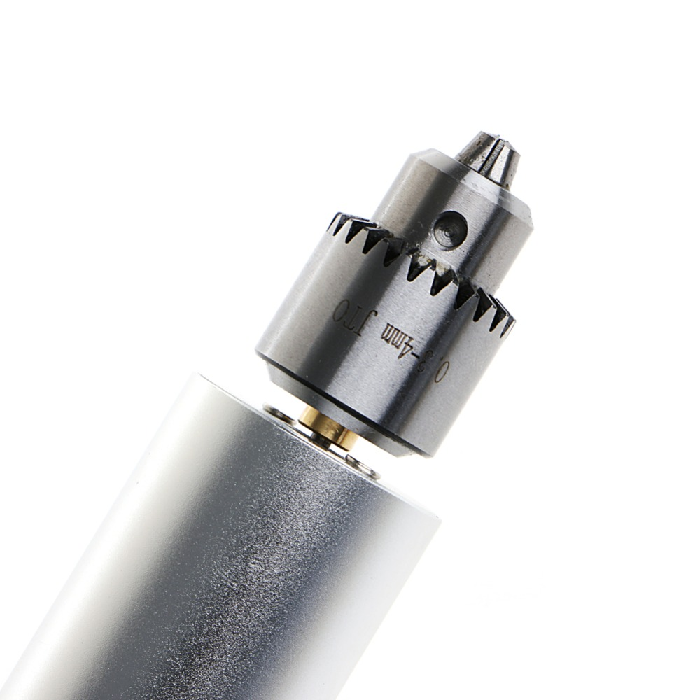 DC 3V-24V Mini herramienta rotativa de taladro manual eléctrico DIY - Herramientas eléctricas - foto 5