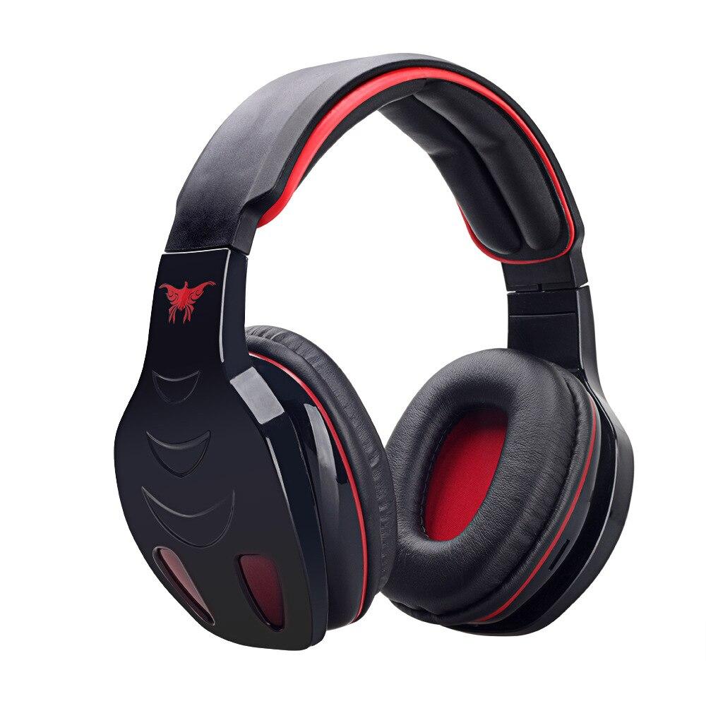 ФОТО New Wireless Bluetooth Headphones Music Stereo Surround Headset Earphones with Mic for iPhone 6/6 Plus iPad PC Gamer