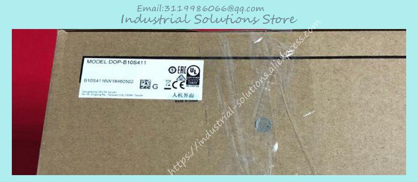 10.1 Inch HMI DOP-B10S411 new DOP B10S411 USB Host TFT 800*480 128MB10.1 Inch HMI DOP-B10S411 new DOP B10S411 USB Host TFT 800*480 128MB