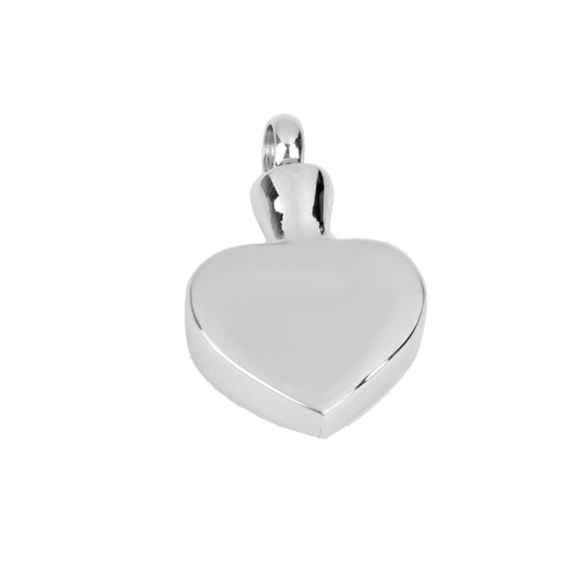 Heart Shaped Ashes Holder With Crystals