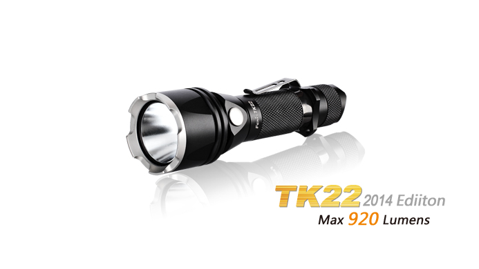 1PC 2014 New Version Fenix TK22 Cree XM-L2 U2 LED 920 Lumens Waterproof IPX-8 5 Mode 18650 Tactical Flashlight Torch автоинструменты new design autocom cdp 2014 2 3in1 led ds150