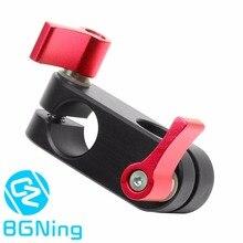Держатель для камеры 5D2 5D3 A7sGH4, держатель зажим под прямым углом 90 градусов, 15 мм, для цифровой зеркальной камеры, фотостудии