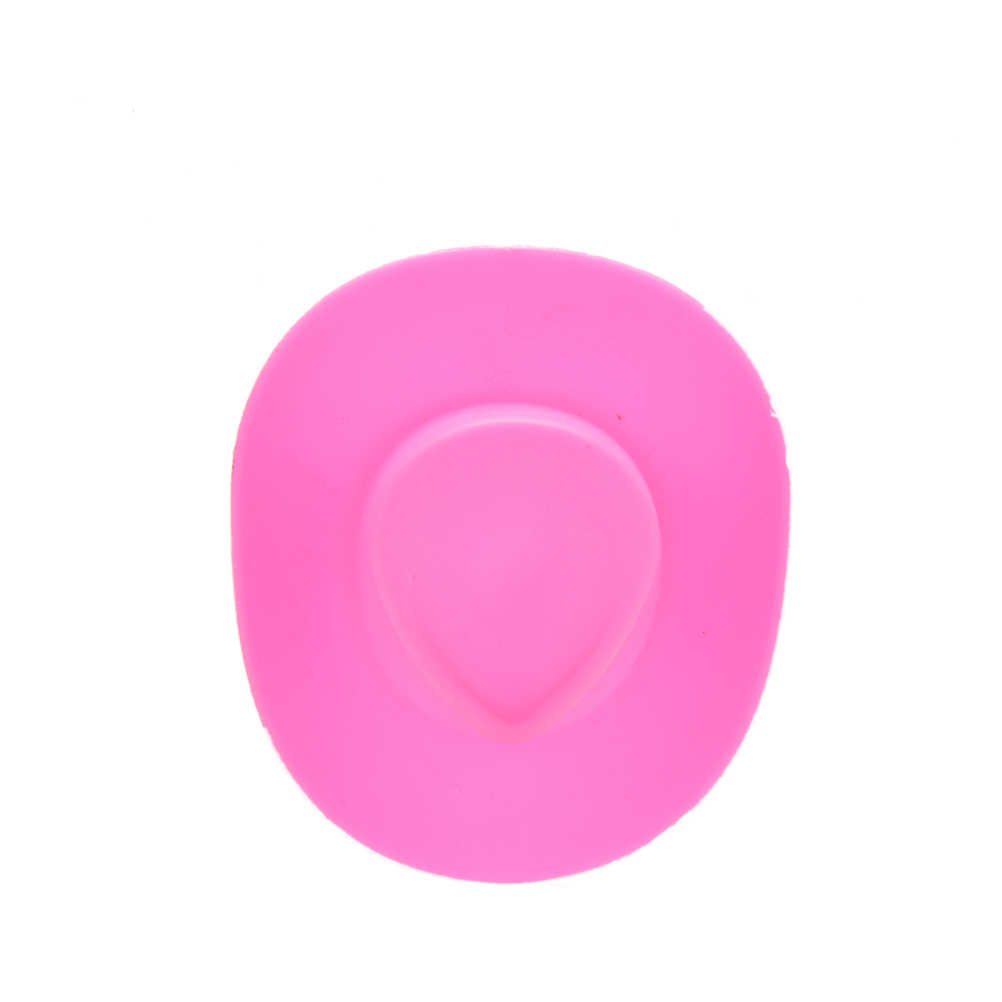 4a84cbd40 1 Pc Fashion Pink Color Kids Toys Gifts Doll Cowboy Hat for Dolls  Accessories Good Quality